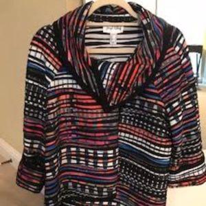 Brand New Joseph Ribkoff Adorable Jacket Size 12